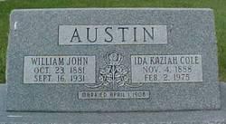 Ida Kaziah <I>Cole</I> Austin
