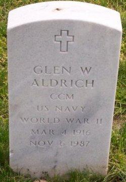 Glen W Aldrich