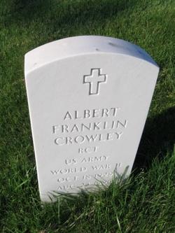 Albert Franklin Crowley