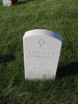 Charles S Cumbridge