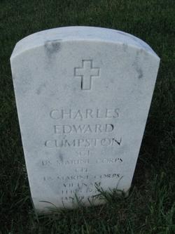 Charles Edward Cumpston