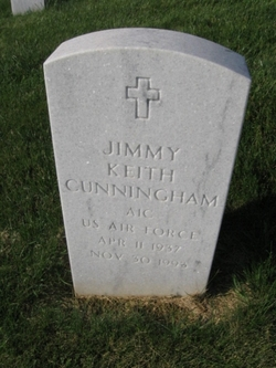 Jimmy Keith Cunningham