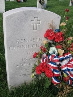 Kenneth W Cunningham, Sr