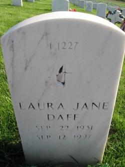 Laura Jane Daff