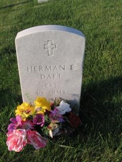 Herman Elwood Daft