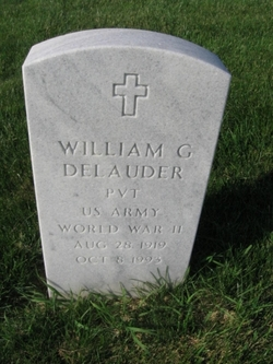William G Delauder
