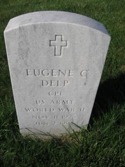Eugene C Delp