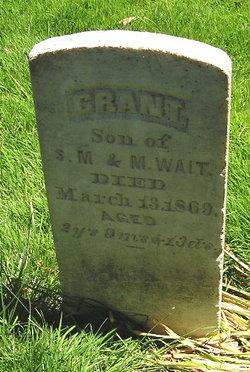 Grant Wait