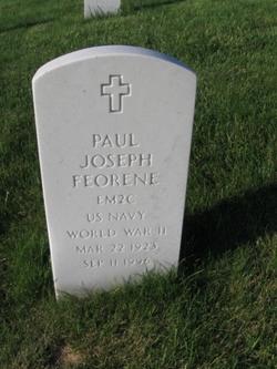 Paul Joseph Feorene