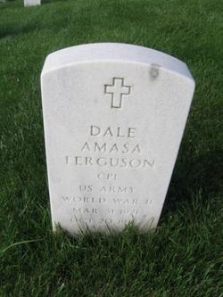 Dale Amasa Ferguson
