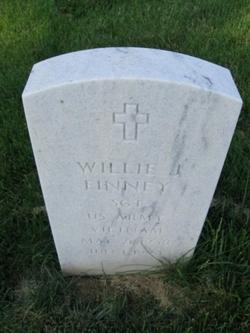 Willie J Finney
