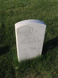 James B Gardner, Jr