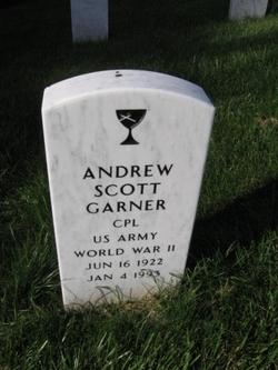 Andrew Scott Garner
