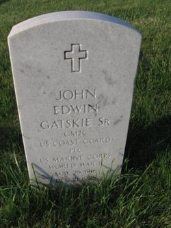 John Edwin Gatskie, Sr