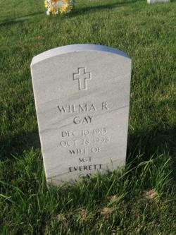 Wilma R Gay