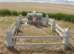 Delker Burial Site
