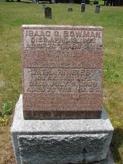 Isaac G Bowman