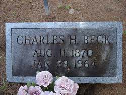 Charles Hansford Beck
