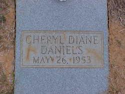 Cheryl Diane Daniels