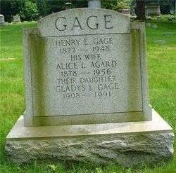 Gladys L Gage