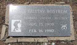 Frank Gustav Bostrom