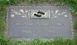 Sigrid Anderson