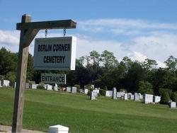 Berlin Corner Cemetery