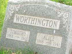 Timothy Howell Worthington