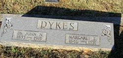 Dr John Netherland Dykes