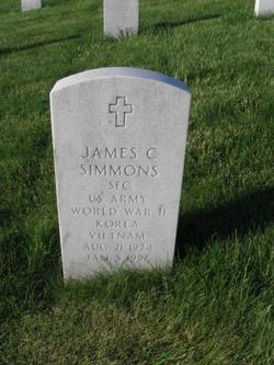 James C Simmons