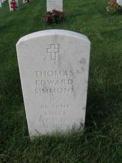 Thomas Edward Simmons