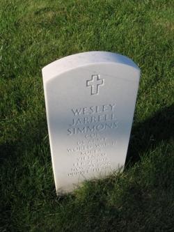 Wesley Jarrell Simmons