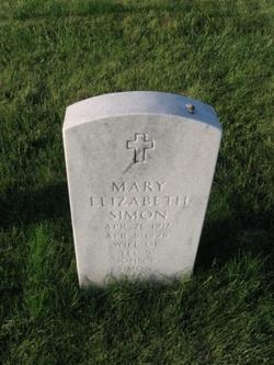 Mary Elizabeth Simon