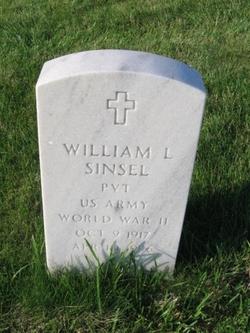 William L Sinsel