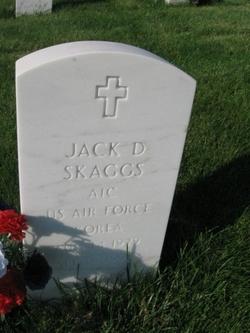 Jack D Skaggs