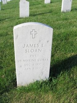 James E Sloan