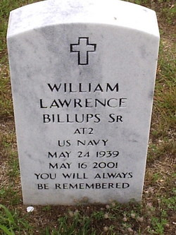 William Lawrence Billups Sr.