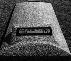 "Nancy Catherine ""Katie"" <I>Zinn</I> Whitmer"