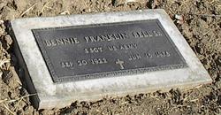 Sgt Bennie Franklin Bell, Jr