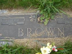 Floyd E Brown