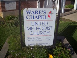 Wares Chapel Cemetery