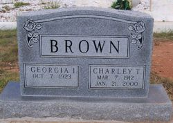 Charley T Brown
