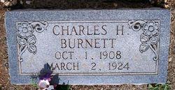 Charles Horace Burnett