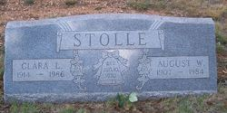 August W Stolle