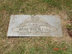 Anna Mae Fleury