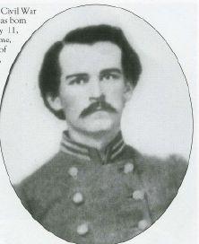 Col William Giroud Burt