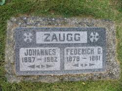 Johannes Zaugg