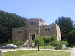 Roger Williams Park Mausoleum