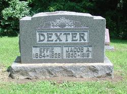 Jacob A Dexter