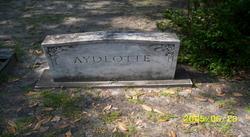 Edna <I>Weed</I> Aydlotte